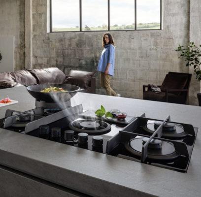 Elica design kitchen remodel
