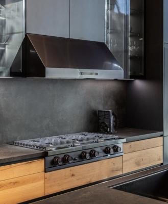 Dacor Range Kitchen Remodel
