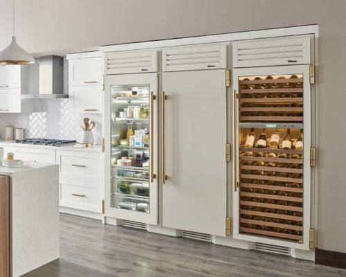 True Residential Refrigerators