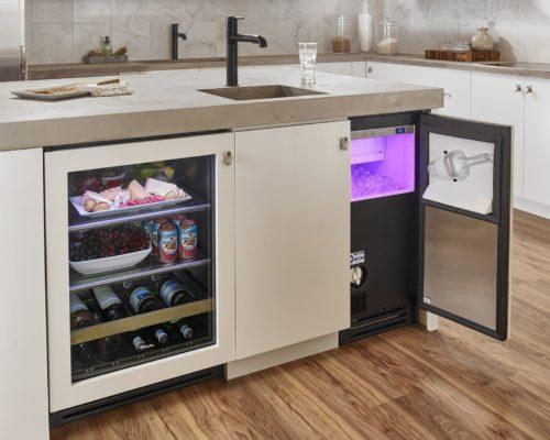 True Refrigeration Under Counter Ice