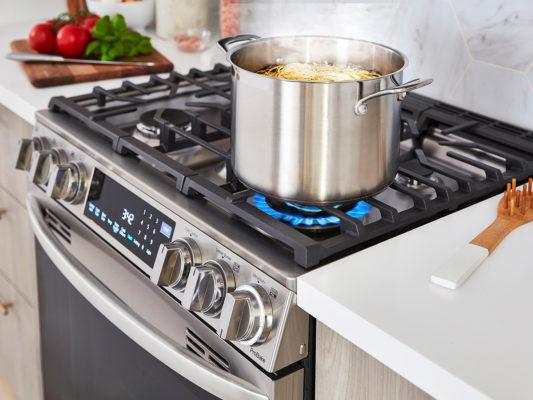 LG Ultraheat stove